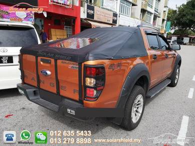 Ford Ranger Wildtrak 4X4 Canvas