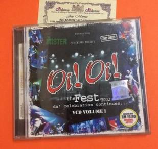 Oi oi the fest 2002 VCD VOL 01