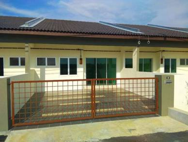 Best Buy Single Storey House Seri Manjung, Sitiawan, Pangkor, Lumut 0%