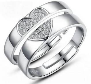Adjustable Couple Ring ( D.A)