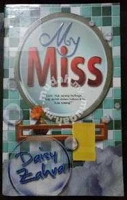 Novel My Miss by Daisy Zahra