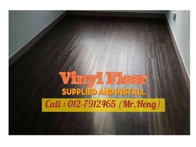PVC Vinyl Floor - With Install WS68
