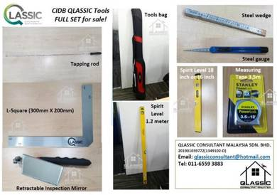CIDB Qlassic Inspection Tools