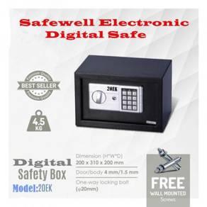 Only Original SAFEWELL Electronic Digital Safe
