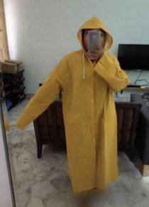 Heavy Duty Rain Coat Raincoat 1.3kg