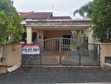 Single Storey SemiD Taman Alam Perdana Indera Mahkota Kuantan For Sale