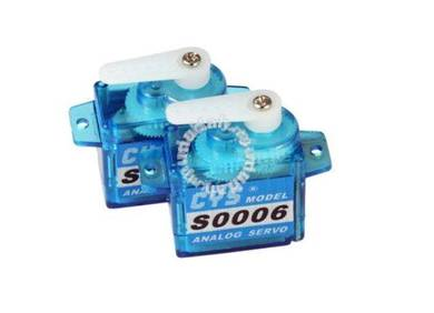 CYS-S0006 6g Micro Analog Plastic Gear servo