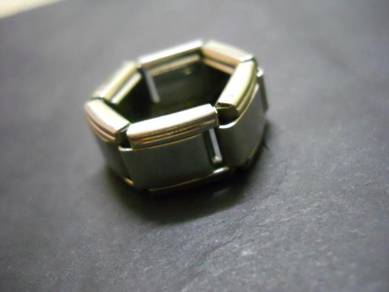 R054 Vintage children ring