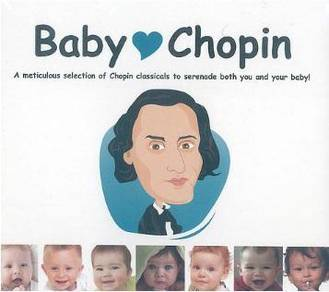 IMPORTED CD Baby Love Chopin (2CD)