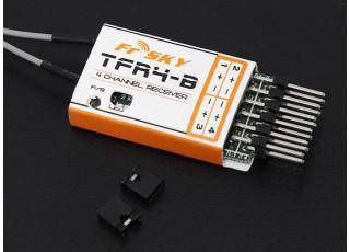 FrSky TFR4B 2.4Ghz 4CH Surface/Air receiver