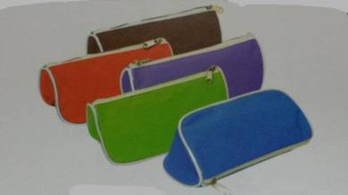 Zipper Nylon Pencil Pouch