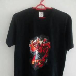 Tekken Jin Kazama tshirt