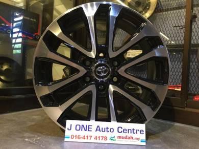 Toyota oem design 20inc rim for HILUX FJ CRUISER