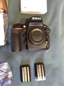 Nikon d810 used low shtter count