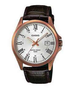 Watch - Casio Date MTP1376R-7B - ORIGINAL