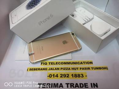Iphone - 6- 64gb golz