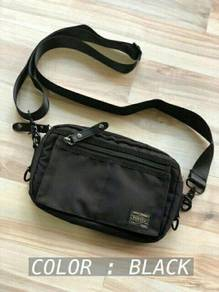 Slingbag clutch porter 2 in 1