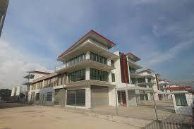 Senibong 88 Permas Jaya Megah Ria Three Storey Cluster Factory SALE
