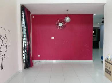Single Storey Semi-Detached House, Jalan Melor, Ambangan Heights