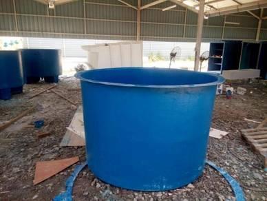 Round Hatchery Tank ( Fiberglass )