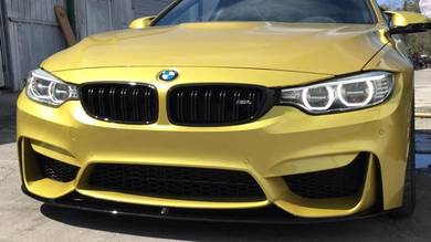 BMW F80 F82 F83 M3 M4 M Performance front lip