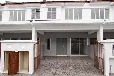 Below Market Price 50% Freehold landed double storey 24x70