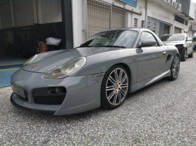 Porsche boxster Cayman 986 Techart bodykit