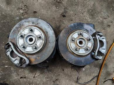 Toyota alphard ANH10 MNH front caliper disc brake