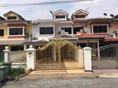 {NON BUMI GOOD LOCATION} Taman Bukit Cheras, 2 Storey Link House