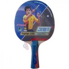 Nittaku Fighter 300 Table Tennis Ping Pong Racket