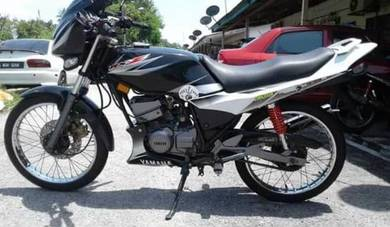 Yamaha RXZ Catalyzer 2010