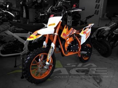 Mini dirt bike PS3 Orange
