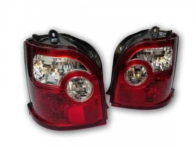 Lampu Belakang Perodua KANCIL Bulat - BARU