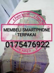 Membeli smartpon twpakai