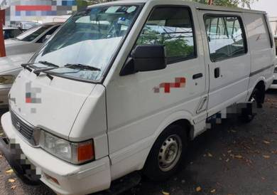 2007/08 Nissan vannette c22(M)1.5CC semi panel van