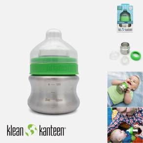 Kid Kanteen Stainless Baby Bottle 5oz