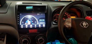 "Toyota avanza 9""android player"