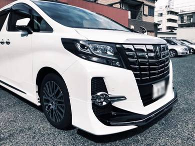 Toyota Alphard BODYKIT MODELLISTA AERO ABS