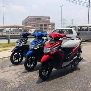 Yamaha ego solariz low dp low monthly