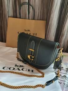 C Saddle Crossbody Bag