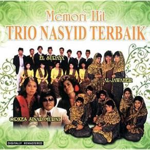 Memori Hit Trio Nasyid Terbaik - El Suraya