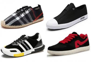 F02 : [4-In-1] CASUAL SNEAKER SPORT KASUT SHOES