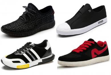 F03 : [4-In-1] CASUAL SNEAKER SPORT KASUT SHOES
