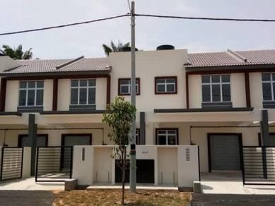 {NEW HOUSE) Projek Dah Siap, Rumah Teres 2 Tingkat, Labu Lanjut,Sepang
