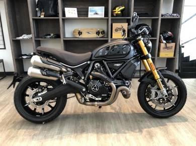 Scrambler Ducati 1100 Sport PRO: OTR OFFER