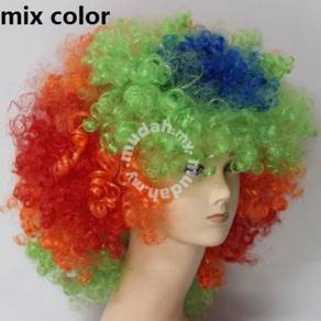 Cospaly Multicolor Explosive Wig - UM001 MIX COLOR