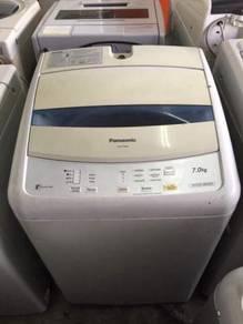 Panasonic 7kg washing machine top load automatic