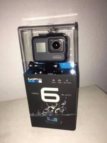 Actioncam GoPro Hero 6 Black Hero6 GPS 4K M'sia