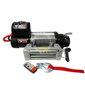 Dd winch xseries 9500lbs heavy duty winch 4wd 4x4