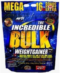 Incredible bulk mass gainer